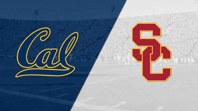 California vs. USC (Football)