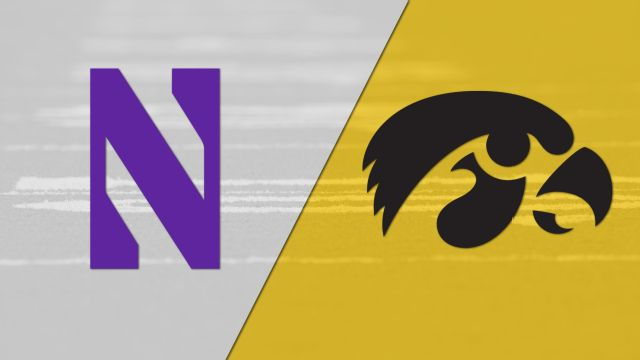 Northwestern vs. Iowa (Football)