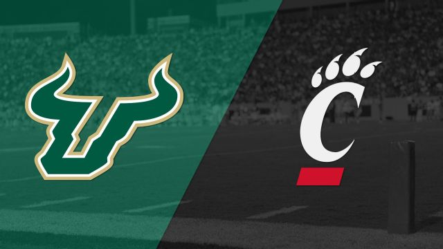 South Florida vs. Cincinnati (Football)