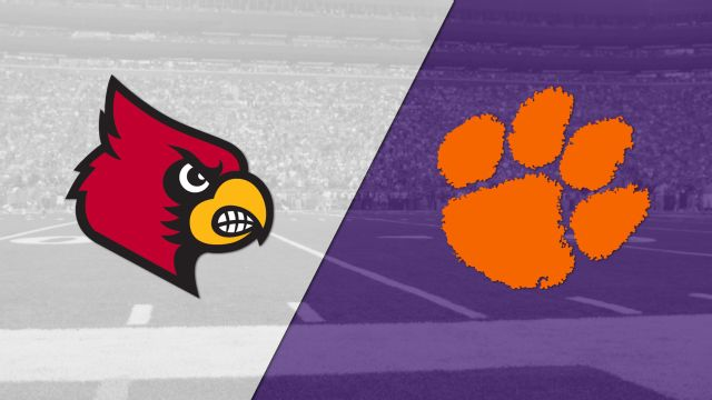 #3 Louisville vs. #5 Clemson (Football)
