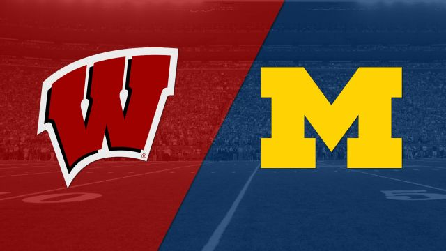 #8 Wisconsin vs. #4 Michigan (Football)