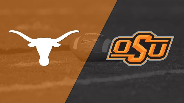 #22 Texas vs. Oklahoma State (Football)