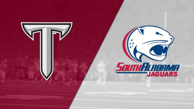 Troy vs. South Alabama (Football)