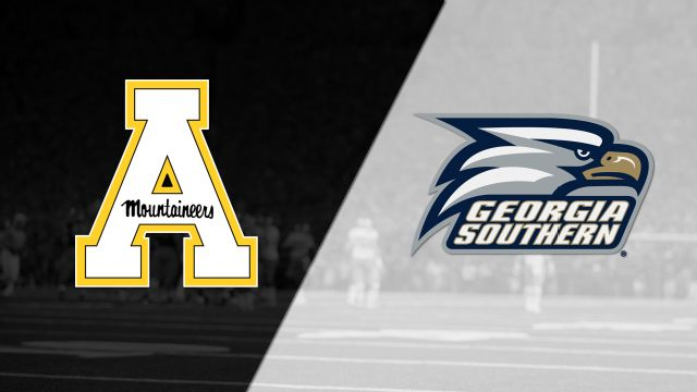 Appalachian State vs. Georgia Southern (Football)