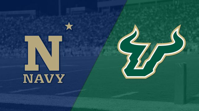 #22 Navy vs. South Florida (Football)