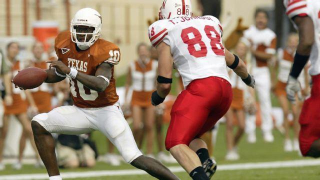 Nebraska Cornhuskers vs. Texas Longhorns