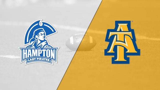 Hampton vs. North Carolina A&T (Football)