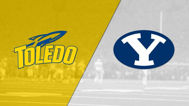 Toledo vs. BYU (Football)