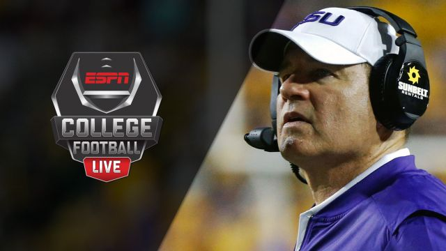 College Football Live Presented by Chevrolet