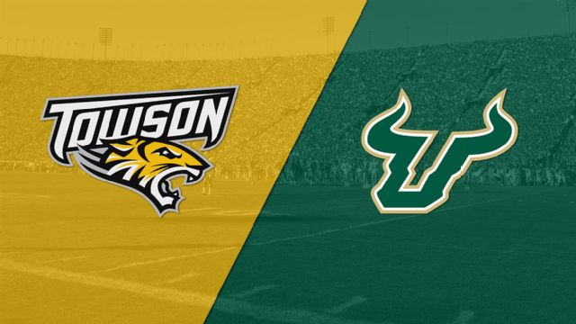 Towson vs. South Florida (Football)