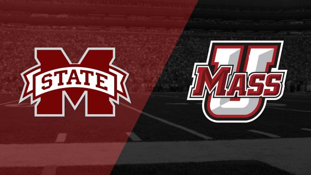 Mississippi State vs. Massachusetts (Football)