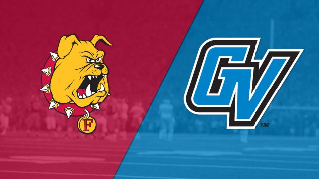 Ferris State vs. Grand Valley State (Football)