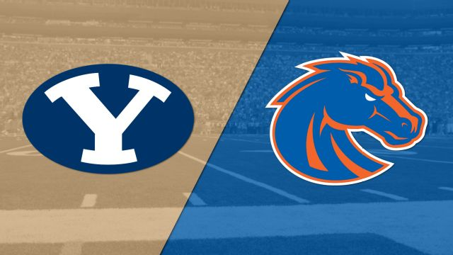 BYU vs. #14 Boise State (Football) (re-air)