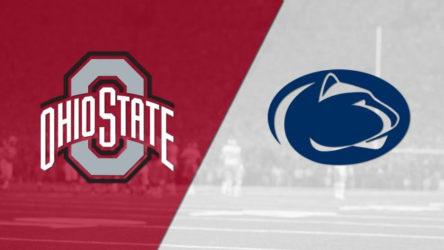 #2 Ohio State vs. Penn State (Football) (re-air)