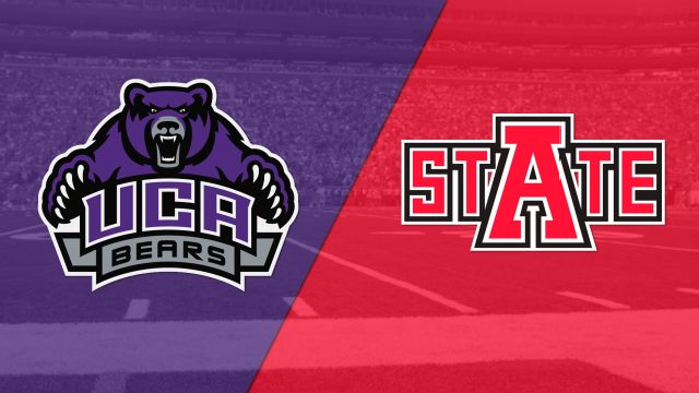 Central Arkansas vs. Arkansas State (Football)