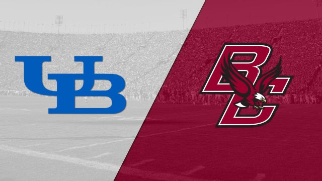 Buffalo vs. Boston College (Football)