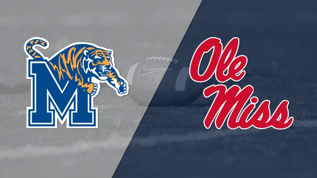 Memphis vs. #16 Ole Miss (Football)