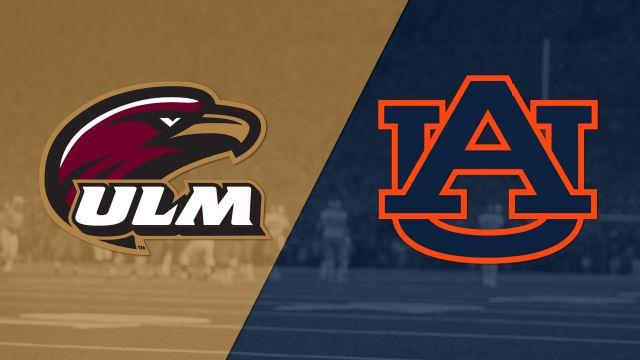 Louisiana-Monroe vs. Auburn (Football)