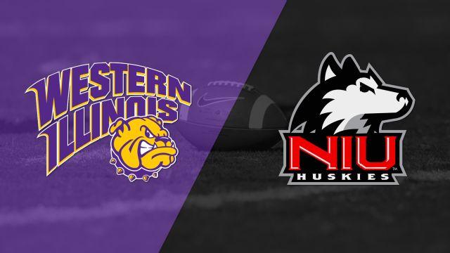 Western Illinois vs. Northern Illinois (Football)