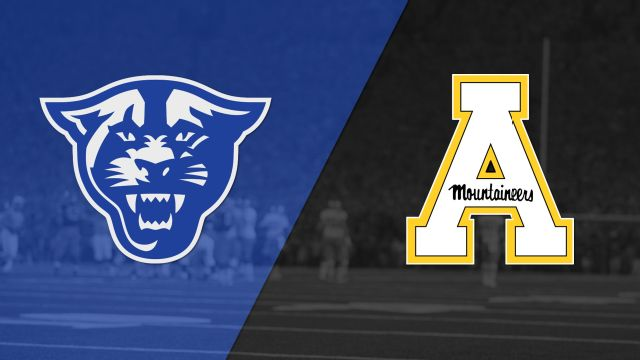 Georgia State vs. Appalachian State (Football)
