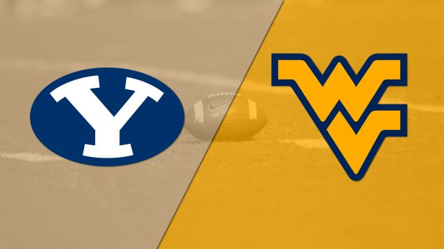 BYU vs. West Virginia (Football) (re-air)