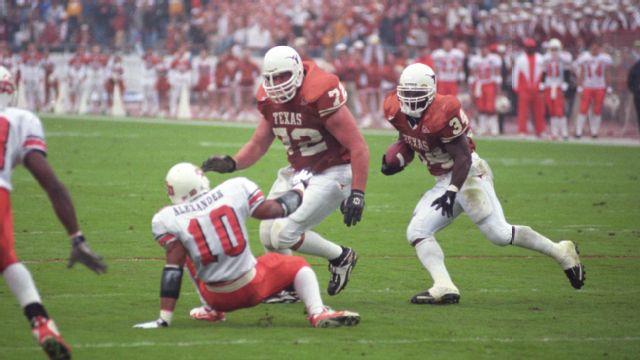 Oklahoma State Cowboys vs. Texas Longhorns - 11/07/1998 (re-air)