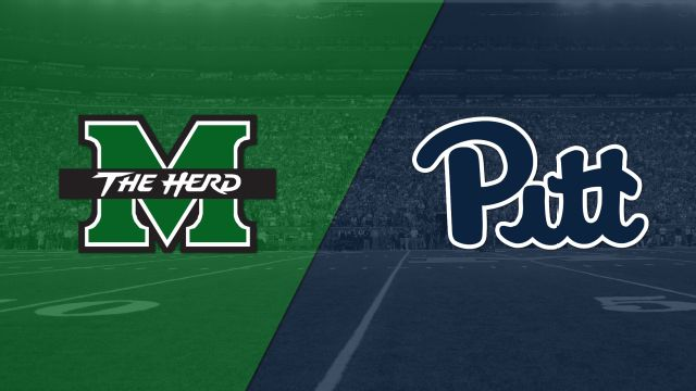 Marshall vs. Pittsburgh (Football)