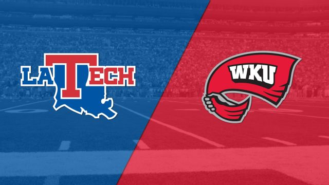 Louisiana Tech vs. Western Kentucky (CUSA Championship)