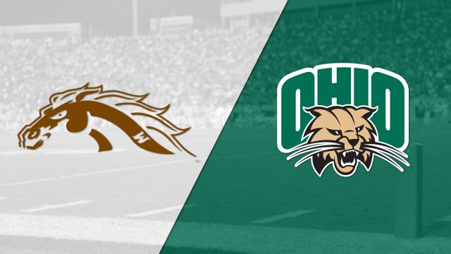 #17 Western Michigan vs. Ohio (MAC Championship)