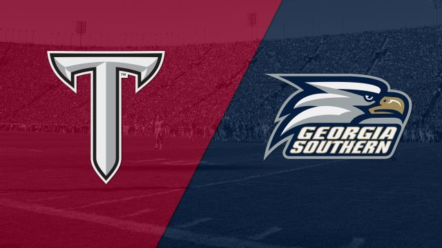 Troy vs. Georgia Southern (Football)