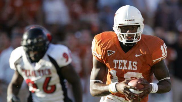 Texas Tech Red Raiders vs. Texas Longhorns