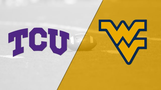 TCU vs. #12 West Virginia (Football)