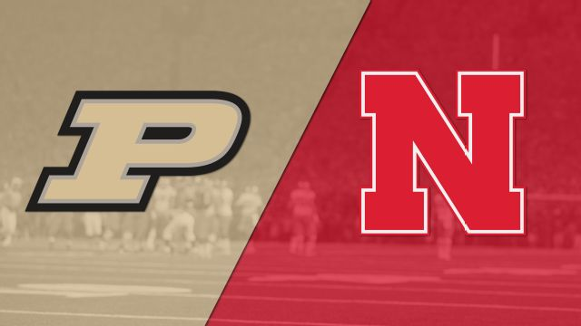 Purdue vs. #8 Nebraska (Football)