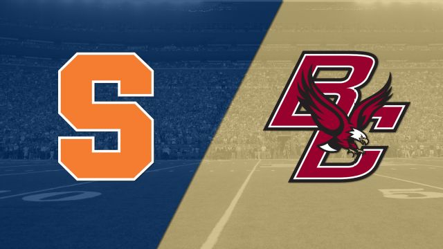 Syracuse vs. Boston College (Football)