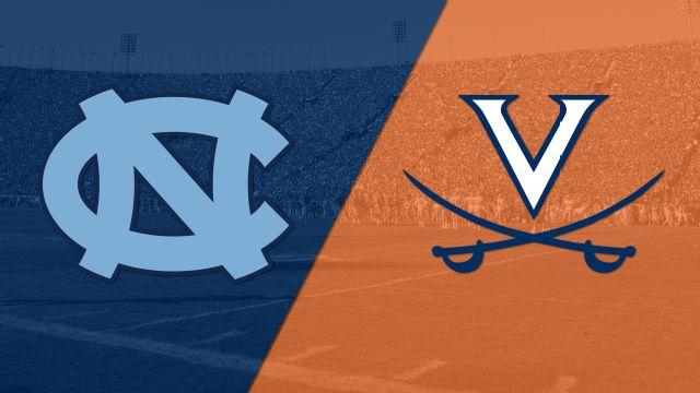 #22 North Carolina vs. Virginia (Football)