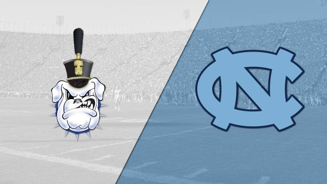 The Citadel vs. North Carolina (Football)
