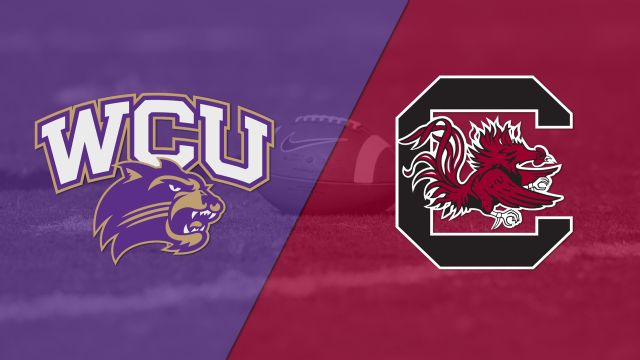 Western Carolina vs. South Carolina (Football)