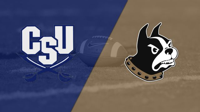 Charleston Southern vs. Wofford (First Round) (FCS Championship)