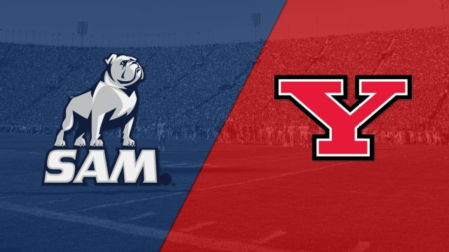 Samford vs. Youngstown State (First Round) (FCS Championship)