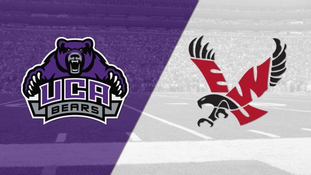 Central Arkansas vs. Eastern Washington (Second Round) (FCS Championship)