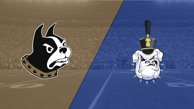 Wofford vs. The Citadel (Second Round) (FCS Championship)