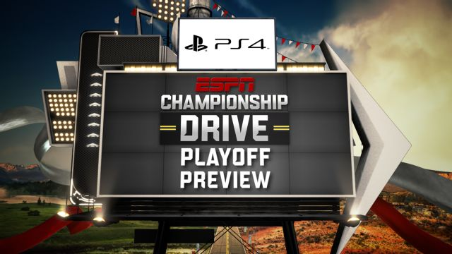 Championship Drive: Playoff Preview Presented by PlayStation