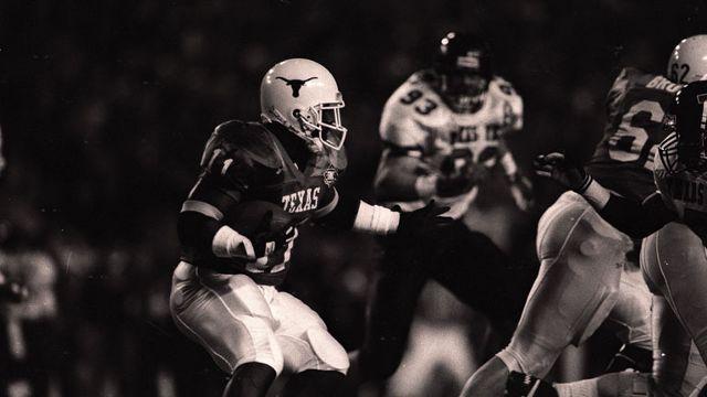 Texas Tech Red Raiders vs. Texas Longhorns - 11/04/1995 (re-air)