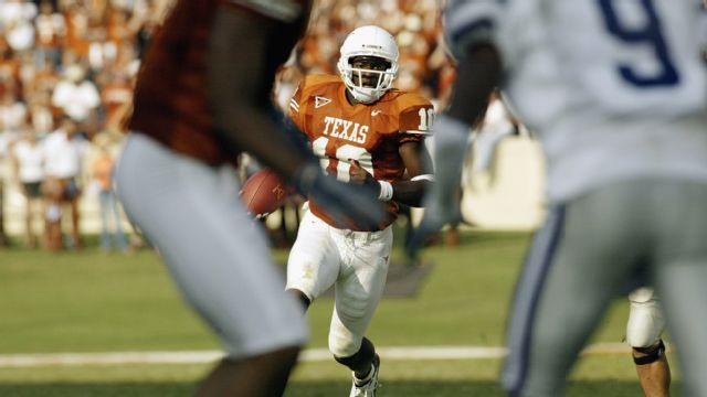 #16 Kansas State vs. Texas Longhorns - 10/04/2003 (re-air)