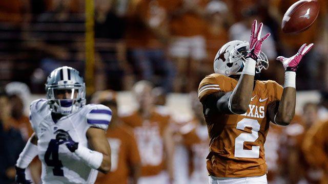 Kansas State vs. Texas - 09/21/2013 (re-air)