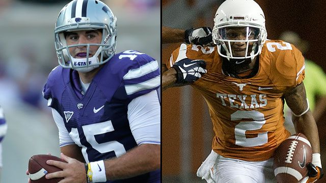 Kansas State vs. Texas