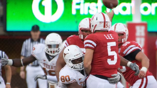 Texas Longhorns vs. Nebraska Cornhuskers