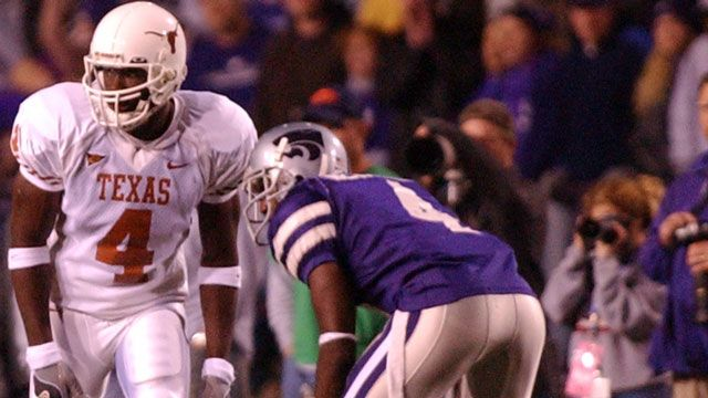 Texas Longhorns vs. Kansas State Wildcats - 10/19/2202 (re-air)