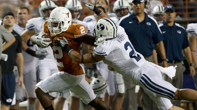 BYU vs. #24 Texas