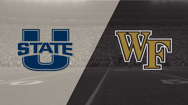 Utah State vs. Wake Forest (Football)